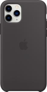 iPHONE 11 PRO SILICONE CASE BLACK