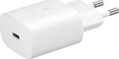 Samsung universal USB-C adapter (w/o cable) - white - power delivery (25W)