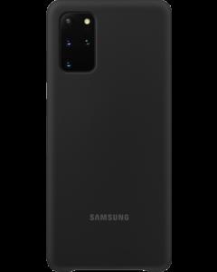 Samsung Silicone cover - black - Samsung S20 Plus
