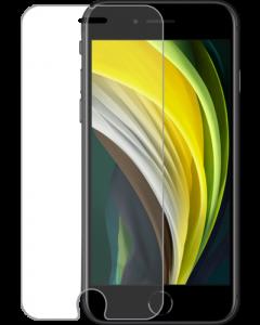 Azuri Tempered Glass flat RINOX ARMOR - transp - iPhone SE(2020)/8/7/6 series
