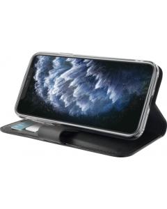 Azuri walletcase - magnetic closure & cardslots - black - iPhone 11 Pro