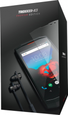 CCALL ACTION X3 BLK 4G DS 32GB + X PLAY BT HEADSET