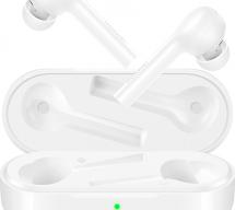 Freebuds Lite bluetooth headphones - in-ear - wit
