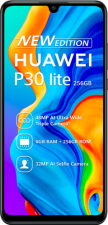 P30 LITE 256GB BLACK