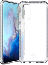 ITSkins Level 2 Spectrum cover - Transparent - for Samsung Galaxy S20