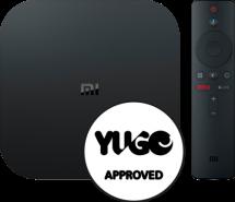 Mi TV Box S 4K 8GB Black