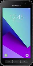 Galaxy Xcover 4 Black