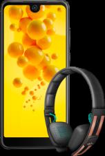 View 2 Plus  & WiShake BT headset