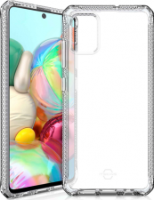 ITSkins Level 2 Spectrum cover - transparent - for Samsung Galaxy A71