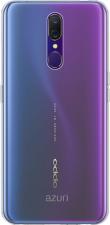 Azuri case TPU - transparent - for Oppo Reno A5/A9 2020