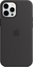 iPhone 12 Pro Max Silicone Case with MagSafe - Black