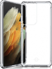 ITSkins Level 2 Spectrum cover - transparent - for Samsung Galaxy S21 Ultra
