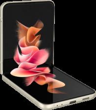 Samsung Galaxy Z FLIP3 128GB 5G - Phantom Cream